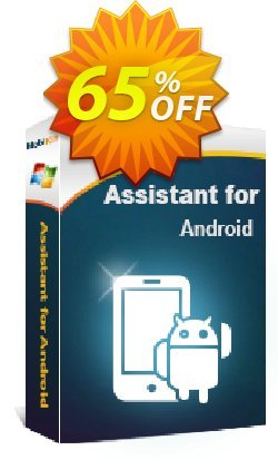 MobiKin Assistant for Android - 1 Year, 2-5 PCs License Coupon, discount 50% OFF. Promotion: