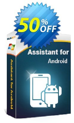 MobiKin Assistant for Android - 1 Year, 26-30PCs License Coupon, discount 50% OFF. Promotion: