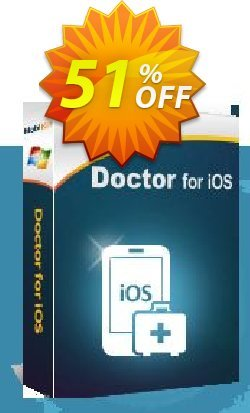 MobiKin Doctor for iOS Coupon, discount 50% OFF. Promotion: