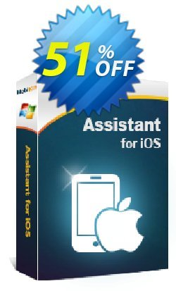 MobiKin Assistant for iOS - 1 Year, 2-5 PCs License Coupon discount 50% OFF -