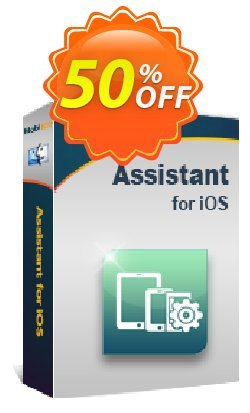MobiKin Assistant for iOS - Mac Version - Lifetime, 6-10PCs License Coupon, discount 50% OFF. Promotion: