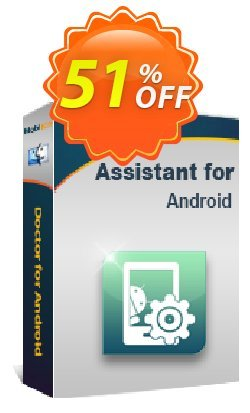 MobiKin Assistant for Android - Mac - Lifetime, 2-5PCs License Coupon, discount 50% OFF. Promotion: