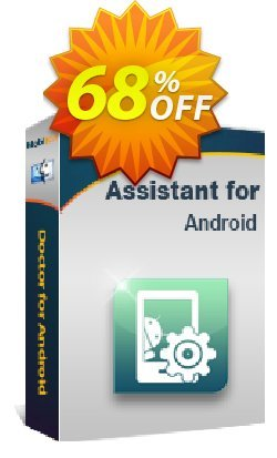 MobiKin Assistant for Android - Mac  Coupon, discount 50% OFF. Promotion: