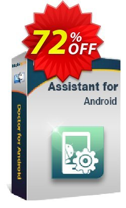 MobiKin Assistant for Android  - Mac - 1 Year, 1 PC License Coupon, discount 50% OFF. Promotion: