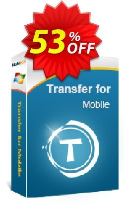 MobiKin Transfer for Mobile - 1 Year, 1 PC License Coupon, discount 50% OFF. Promotion: