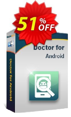 MobiKin Doctor for Android - Mac  Coupon, discount 50% OFF. Promotion: