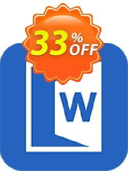 Passper for Word - 1-Year  Coupon discount 30% OFF Passper for Word (1-Year), verified - Awful offer code of Passper for Word (1-Year), tested & approved