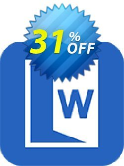 Passper for Word Lifetime Coupon discount 30% OFF Passper for Word Lifetime, verified. Promotion: Awful offer code of Passper for Word Lifetime, tested & approved