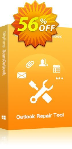iMyFone ScanOutlook - 1 Year  Coupon, discount iMyfone ScanOutlook  discount (56732). Promotion: ScanOutlook promo code
