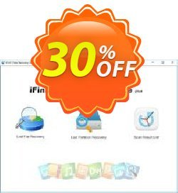 iFinD Data Recovery Plus Coupon, discount iFinD Data Recovery Plus exclusive promotions code 2019. Promotion: 25% discount for iFinD product