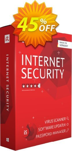 Avira Internet Security - 3 years  Coupon, discount 45% OFF Avira Internet Security (3 years), verified. Promotion: Fearsome promotions code of Avira Internet Security (3 years), tested & approved