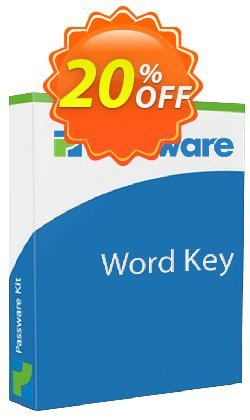 Passware Word Key Full License Coupon discount 20% OFF Passware Word Key Full License, verified - Marvelous offer code of Passware Word Key Full License, tested & approved