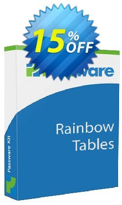 Passware Rainbow Tables for Office Coupon discount 15% OFF Passware Rainbow Tables for Office, verified - Marvelous offer code of Passware Rainbow Tables for Office, tested & approved