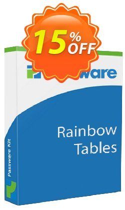 Passware Rainbow Tables for Office Coupon, discount 15% OFF Passware Rainbow Tables for Office, verified. Promotion: Marvelous offer code of Passware Rainbow Tables for Office, tested & approved