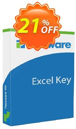 Passware Excel Key Coupon discount 20% OFF Passware Excel Key, verified - Marvelous offer code of Passware Excel Key, tested & approved