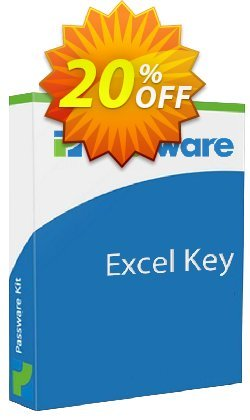 Passware Excel Key Full License Coupon discount 20% OFF Passware Excel Key Full License, verified - Marvelous offer code of Passware Excel Key Full License, tested & approved