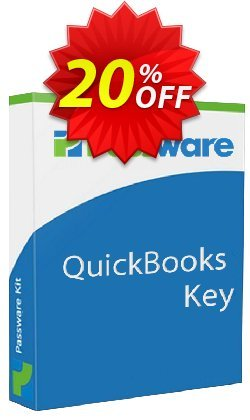 Passware QuickBooks Key Coupon discount 20% OFF Passware QuickBooks Key, verified