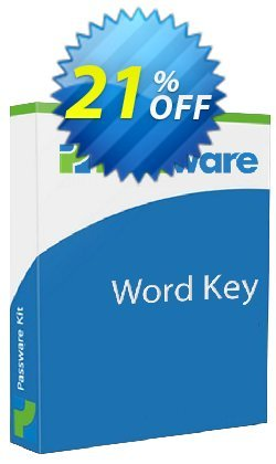 Passware Word Key Coupon discount 20% OFF Passware Word Key, verified. Promotion: Marvelous offer code of Passware Word Key, tested & approved