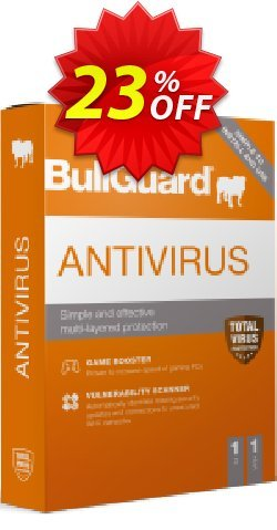 BullGuard Antivirus 2021 Coupon, discount BullGuard 2021 Antivirus 1-Year 3-PCs at USD$29.95 awful discounts code 2021. Promotion: awful discounts code of BullGuard 2021 Antivirus 1-Year 3-PCs at USD$29.95 2021