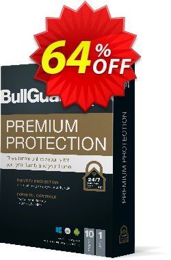 BullGuard Premium Protection 2021 Coupon, discount 60% OFF BullGuard Premium Protection 2021, verified. Promotion: Awesome promo code of BullGuard Premium Protection 2021, tested & approved