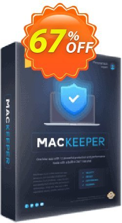 MacKeeper Standard 6-month plan Coupon discount MacKeeper Standard - License for 2 Macs wondrous discounts code 2021 - wondrous discounts code of MacKeeper Standard - License for 2 Macs 2021