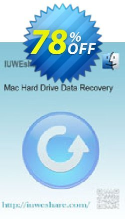 IUWEshare Mac Hard Drive Data Recovery Coupon, discount IUWEshare coupon discount (57443). Promotion: IUWEshare coupon codes (57443)