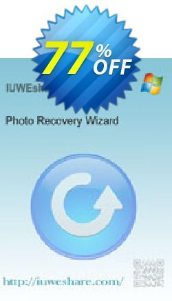 IUWEshare Photo Recovery Wizard Coupon, discount IUWEshare coupon discount (57443). Promotion: IUWEshare coupon codes (57443)