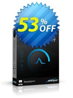 Ashampoo Driver Updater Coupon, discount Ashampoo Backup Pro Coupon deal. Promotion: