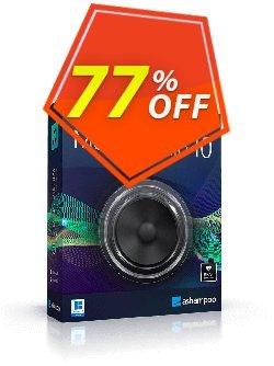 Ashampoo Music Studio Coupon, discount 75% OFF Ashampoo Music Studio, verified. Promotion: Wonderful discounts code of Ashampoo Music Studio, tested & approved