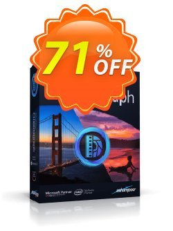Ashampoo Cinemagraph Coupon discount 60% OFF Ashampoo Cinemagraph, verified. Promotion: Wonderful discounts code of Ashampoo Cinemagraph, tested & approved