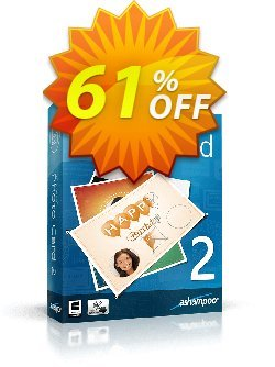 Ashampoo Photo Card 2 Complete Pack Coupon discount Brothersoft 30 Prozent Coupon. Promotion: