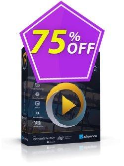 Ashampoo Video Optimizer Pro Coupon, discount Brothersoft 30 Prozent Coupon. Promotion: