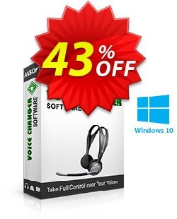 AV Voice Changer Software 7.0 Coupon discount Av voice changer discount Kick Start 2020