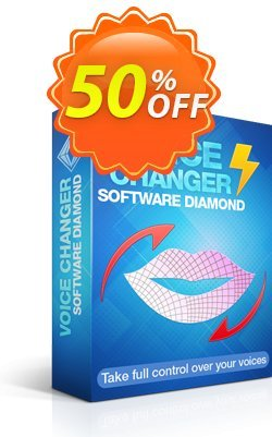 AV Voice Changer Software Diamond - SPANISH  Coupon discount B2S2021 Sale: 50% OFF VCSline - Formidable discount code of AV Voice Changer Software Diamond (Spanish) 2021