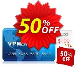 Audio4fun Vip Card Coupon discount 50% OFF Audio4fun Vip Card, verified - Excellent offer code of Audio4fun Vip Card, tested & approved