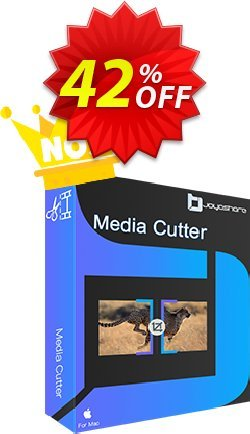 JOYOshare Media Cutter Single License Coupon, discount 40% OFF JOYOshare Media Cutter Single License, verified. Promotion: Fearsome sales code of JOYOshare Media Cutter Single License, tested & approved