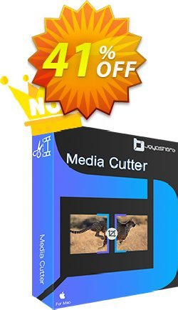 JOYOshare Media Cutter for Mac Unlimited License Coupon, discount 40% OFF JOYOshare Media Cutter for Mac Unlimited License, verified. Promotion: Fearsome sales code of JOYOshare Media Cutter for Mac Unlimited License, tested & approved