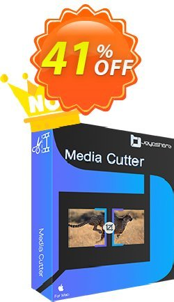 JOYOshare Media Cutter for Mac Family License Coupon, discount 40% OFF JOYOshare Media Cutter for Mac Family License, verified. Promotion: Fearsome sales code of JOYOshare Media Cutter for Mac Family License, tested & approved