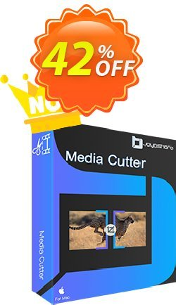 JOYOshare Media Cutter for Mac Single License Coupon, discount 40% OFF JOYOshare Media Cutter for Mac Single License, verified. Promotion: Fearsome sales code of JOYOshare Media Cutter for Mac Single License, tested & approved