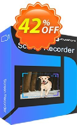 JOYOshare Screen Recorder Coupon discount 40% OFF JOYOshare Screen Recorder, verified - Fearsome sales code of JOYOshare Screen Recorder, tested & approved