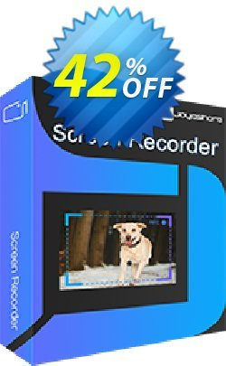 JOYOshare Screen Recorder Single License Coupon, discount 40% OFF JOYOshare Screen Recorder Single License, verified. Promotion: Fearsome sales code of JOYOshare Screen Recorder Single License, tested & approved