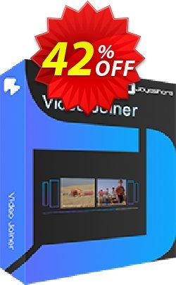 JOYOshare Video Joiner Single License Coupon discount 40% OFF JOYOshare Video Joiner Single License, verified - Fearsome sales code of JOYOshare Video Joiner Single License, tested & approved