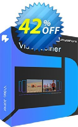 JOYOshare Video Joiner for Mac Single License Coupon discount 40% OFF JOYOshare Video Joiner for Mac Single License, verified - Fearsome sales code of JOYOshare Video Joiner for Mac Single License, tested & approved