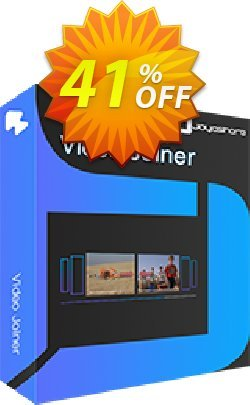 JOYOshare Video Joiner for Mac Family License Coupon discount 40% OFF JOYOshare Video Joiner for Mac Family License, verified. Promotion: Fearsome sales code of JOYOshare Video Joiner for Mac Family License, tested & approved