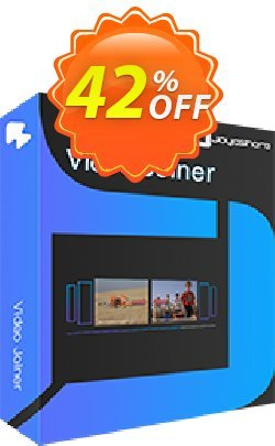 JOYOshare Video Joiner for Mac Coupon discount 40% OFF JOYOshare Video Joiner for Mac, verified - Fearsome sales code of JOYOshare Video Joiner for Mac, tested & approved