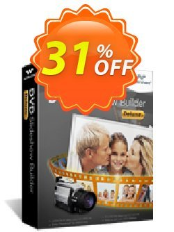 Wondershare DVD Slideshow Builder Deluxe for Windows Coupon discount 30% Wondershare Software (8799) -