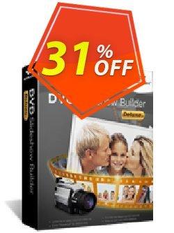 Wondershare DVD Slideshow Builder Deluxe Coupon, discount 30% Wondershare Software (8799). Promotion: