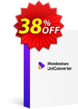 Wondershare UniConverter Coupon discount Wondershare VCU exclusive offer for affiliate newsletter. Promotion: Wondershare VCU exclusive offer for affiliate newsletter
