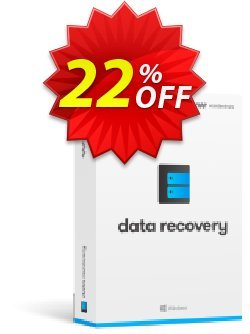 Wondershare Data Recovery for Windows Coupon discount Wondershare Data Recovery coupon for Windows. Promotion: