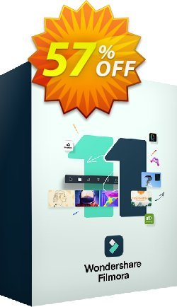 Filmora Coupon discount Wondershare Filmora (Video Editor) big discount code 2019. Promotion: Filmora Exclusive coupon for EDM (video editor) IVS-LWMW-FILM (5% Fillmora)